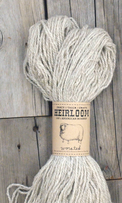 Heirloom Romney Yarn